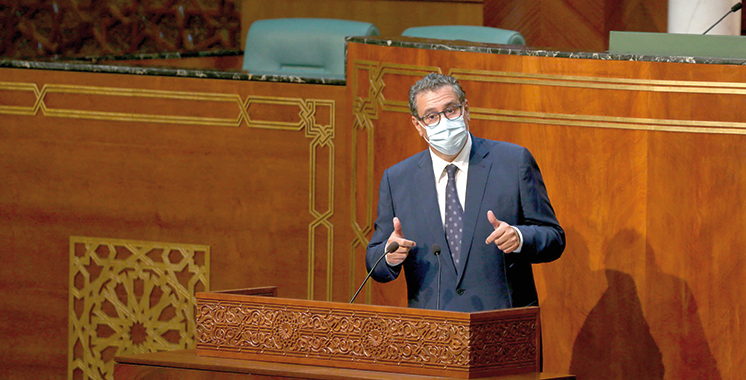 Aziz Akhannouch : L'agriculture marocaine de plus en plus résiliente